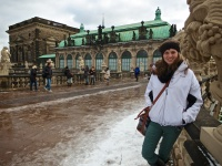 Zwinger Palace (with Allie!)